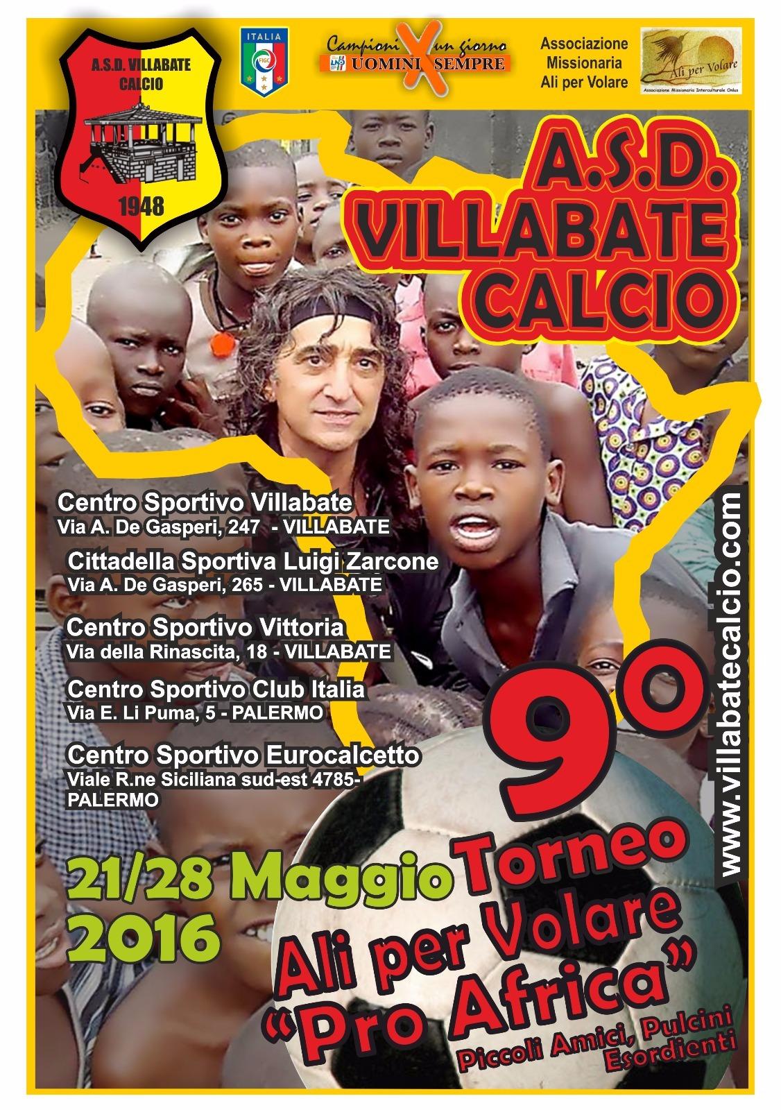 Calendario Pulcini 2006.A P D Villabate Tornei Estivi Giovanili